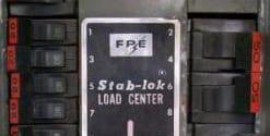 stab-lok FPE