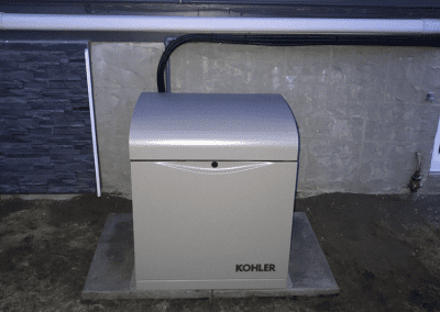 Essential Systems Automatic Kohler Generator
